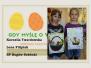 Przedszkolaki w Międzynarodowym Konkursie Plastyczno- Literackim